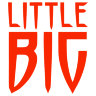 Наклейка на авто LITTLE BIG