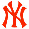 Наклейка на авто New York Yankees